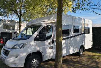 "Wohnmobil mieten in Kiel von privat | Carado ""A&B"""