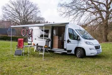 Wohnmobil mieten in Hamburg von privat | Fiat Tante Ami