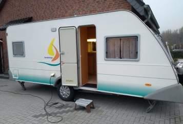 Wohnmobil mieten in Hückelhoven von privat | Knaus WoWa 4 Go