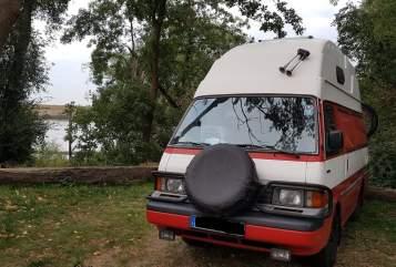 Wohnmobil mieten in Limbach-Oberfrohna von privat | Mazda  Olaf