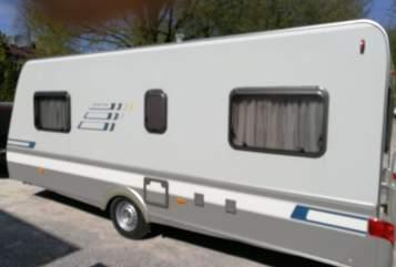 Wohnmobil mieten in Kolbermoor von privat |  Hymer - Eriba Strolch