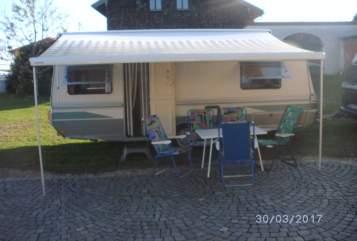 Wohnmobil mieten in Palling von privat | Fendt Michael