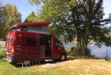 Wohnmobil mieten in Dorfen von privat | Hymer Kurz und Wendig