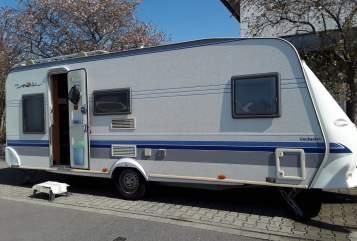 Wohnmobil mieten in Walldorf von privat | Hobby Familycamper