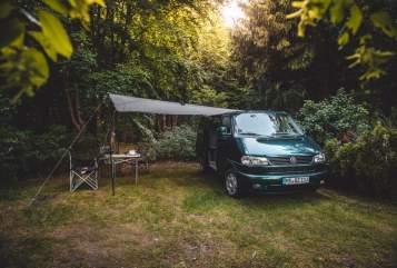 Wohnmobil mieten in Münster von privat   VW MS Emma