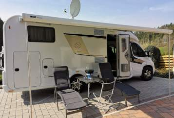Wohnmobil mieten in Remscheid von privat |  KNAUS  Ukamo