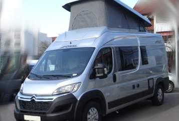 Wohnmobil mieten in Bötersen von privat | Pössl 2Win Plus XL