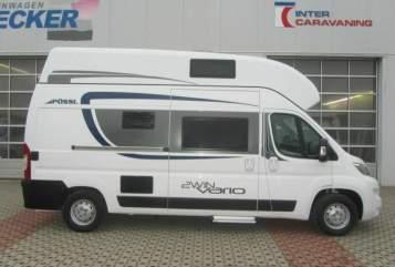 Wohnmobil mieten in Bötersen von privat | Pössl 2WIN Vario XL