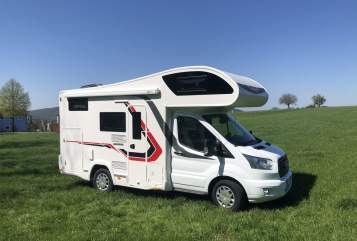 Wohnmobil mieten in Bendorf von privat | Challenger Apollo