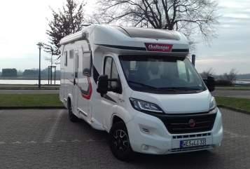 Wohnmobil mieten in Wesel von privat | Challenger La Liberte