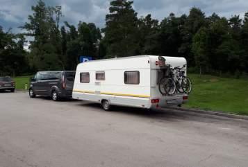 Wohnmobil mieten in Keutschach am See von privat | Bürstner Schetzi