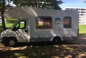 Wohnmobil mieten in Norderstedt von privat | Knaus Captain
