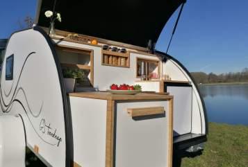 Wohnmobil mieten in Kaatsheuvel von privat | GS trailer Teardrop