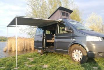 Wohnmobil mieten in Kaatsheuvel von privat | volkswagen VW T5 camper