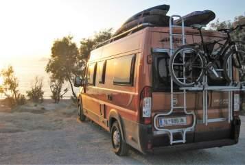 Wohnmobil mieten in Wattens von privat | Pössl Curiosity