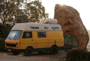 Wohnmobil mieten in Brühl von privat | VW Team zu Kurz