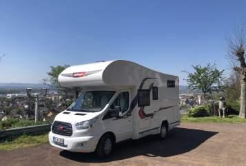 Wohnmobil mieten in Bendorf von privat | Challenger Merian