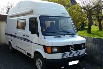 Wohnmobil mieten in Arnsberg von privat | Mercedes Westfalia Big Jim