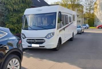 Wohnmobil mieten in Eschweiler von privat | Carado Carado