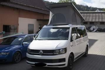 Wohnmobil mieten in Mainz von privat | VW  CaSimir
