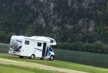 Wohnmobil mieten in Chemnitz von privat | Knaus Live Traveller