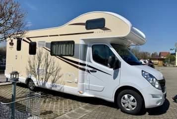 Wohnmobil mieten in Münsingen von privat | Ahorn Ahorn AS