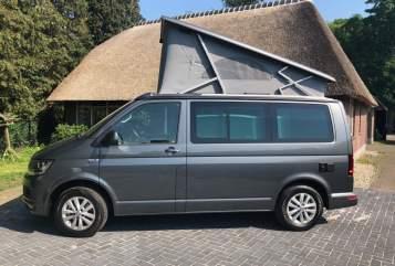 Wohnmobil mieten in Dalen von privat | Volkswagen T6 Vw Calif aut