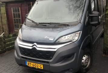 Wohnmobil mieten in Dalen von privat | Citroen Jumper Possl Plus