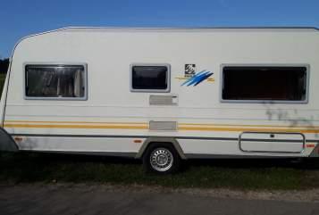Wohnmobil mieten in Fuchstal von privat | Knaus Mountain View