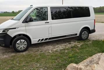 Wohnmobil mieten in Augsburg von privat | VW Lungo