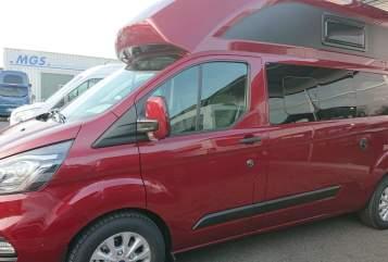 Wohnmobil mieten in Stadtbergen von privat | Ford Rosso