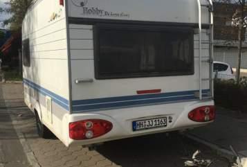 Wohnmobil mieten in Hamburg von privat | Hobby  Muckel