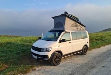 Wohnmobil mieten in Willich von privat | VW  Carlo 4x4
