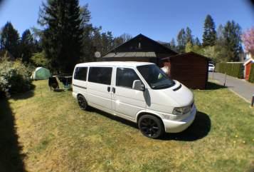 Wohnmobil mieten in Schneverdingen von privat | VW Flocke