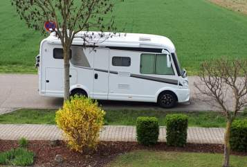 Wohnmobil mieten in Schifferstadt von privat | Knaus Kuschelnest