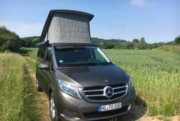 Wohnmobil mieten in Elze von privat | Mercedes Marco Polo