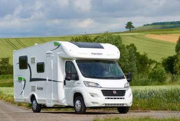 Wohnmobil mieten in Ahlen von privat | Eura Mobil Forsti