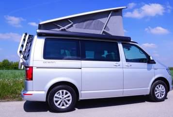 Wohnmobil mieten in Aschheim von privat | VW David