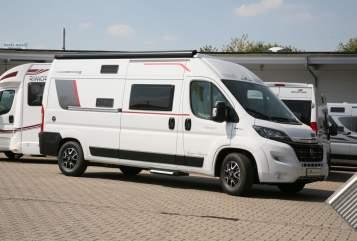 Wohnmobil mieten in Witten von privat | Rollerteam Advance 590