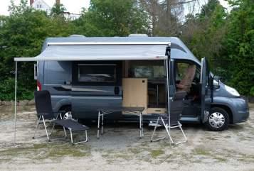 Wohnmobil mieten in Bayreuth von privat | La Strada Tristan