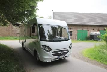 Wohnmobil mieten in Pulheim von privat | Carado  Pitter