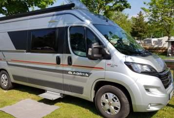 Wohnmobil mieten in Achern von privat | Adria Adria Twin