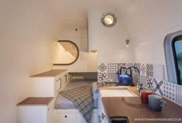 Wohnmobil mieten in Erzhausen von privat | Mercedes Culinator