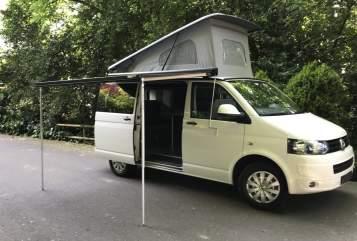 Wohnmobil mieten in Voorburg von privat | VW  Ocean Drive