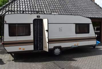 Wohnmobil mieten in Fintel von privat | Knaus Niflheim