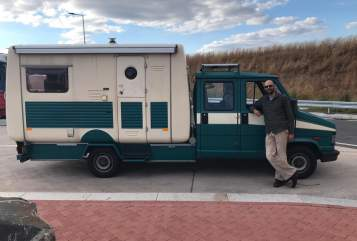 Wohnmobil mieten in Elsfleth von privat | Peugeot Dixi