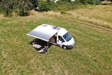 Wohnmobil mieten in Neunkirchen von privat | Hymer Alohamobil