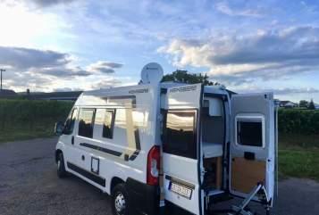 Wohnmobil mieten in Landau in der Pfalz von privat | Weinsberg Ginbie Junior