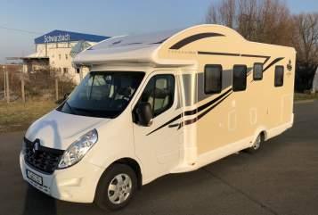 Wohnmobil mieten in Gera von privat | Ahorn Kurt