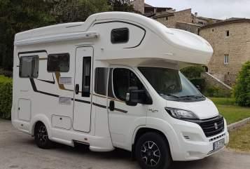 Wohnmobil mieten in Brüggen von privat   Eura Mobil Shorty